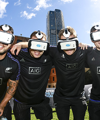 Haka 360 Brings the Fan Experience to Life