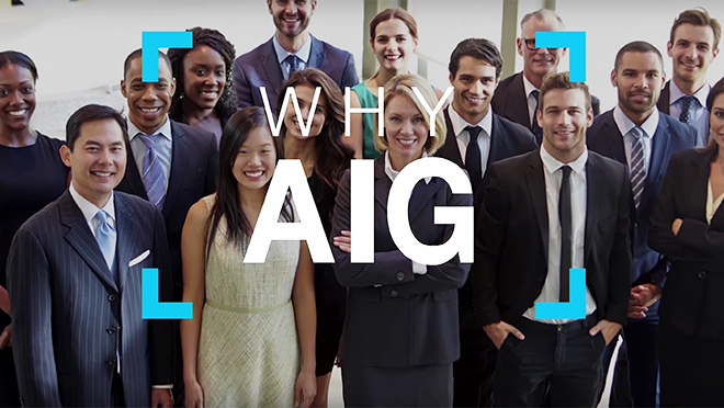 Behind the scenes at AIG